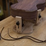 Custom Baritone Ukulele Construction