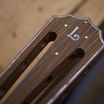 Custom Guitar Construction - lefthanded crossover guitar