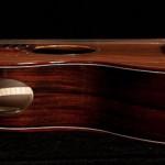 Custom Ukulele - Baritone Granadillo Ukulele