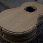 Custom Concert Ukulele Construction