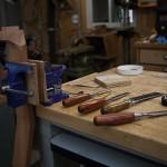 Ancient Kauri Guitar Construction