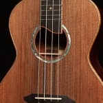 Custom Tenor Ukulele, Cocobolo and Sinker Redwood
