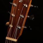 Indian Rosewood Diamond OM Guitar