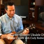 Lichty Concert Ukulele Demo