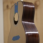 Custom Ukulele Construction, Granadillo Tenor Ukulele
