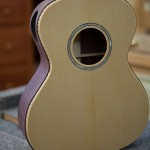Custom Ukulele Construction, Indian Rosewood tenor