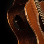 Custom Acoustic Guitar, BRW Alchemist 71