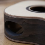Tenor Ziricote Ukulele construction