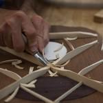 Custom Guitar Construction, Brazilian Rosewood Alchemist Guitar G71