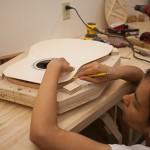 Guitar Building Workshop June 2013 Day 2