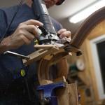 Madagascar Rosewood Guitar Construction, G73