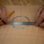Custom Granadillo Baritone Ukulele construction, U52