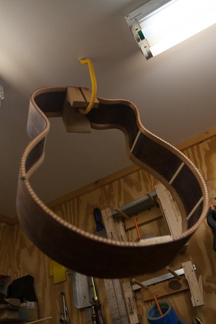 guitar building workshop days 1 4 lichty guitars. Black Bedroom Furniture Sets. Home Design Ideas
