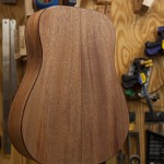 Guitar Building Workshop June 2013 Days 7-8