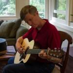Ken's Custom Acoustic Guitar