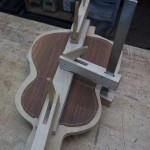 Long Neck Tenor Ukulele Construction, U54