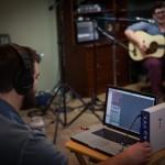 Noah Guthrie video shoot Ian Guthrie