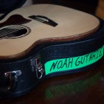 Noah's Lichty Guitar