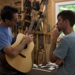 One-on-one Guitar Building Workshop - Aaron Dyer