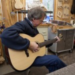 One-on-one Guitar Building Workshop - David Lanik
