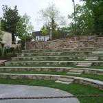 Peterson Amphitheater.