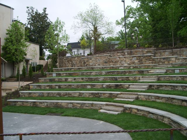 Peterson Amphitheater.