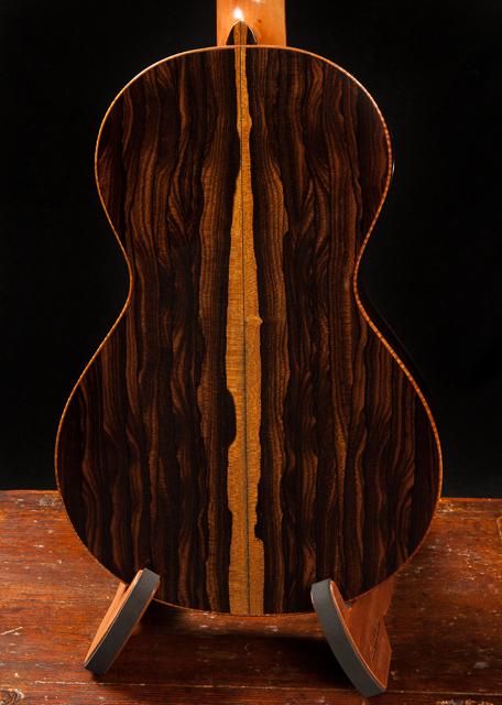 Custom Guitar Ziricote Dream Guitar Lichty Guitars