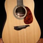Acoustic Guitar Building Workshop - Doug Dacey - final days