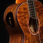 Custom Koa High G Tenor Ukulele, U63
