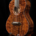Custom Koa High G Tenor Ukulele, U63-2