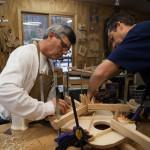 Guitar Building Workshop, Lichty Guitars, Jan 2014-18