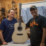 Lichty Guitar Building Workshop - Tony Fernandes