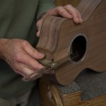 Custom 6 string Custom Baritone Ukulele Construction,