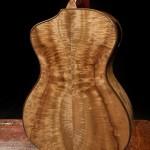 Custom Myrtlewood Baritone Ukulele, U73