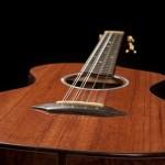 Custom Six String Baritone Ukulele, U70