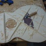 Indian Rosewood Custom OM Guitar Construction, G78