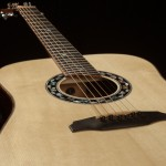 Tony Fernandes Handcrafted Brazilian Rosewood Guitar - Lichty Guitar BUilding Workshop