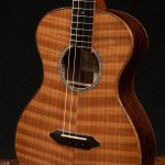 Custom Baritone Ukulele, Granadillo U75