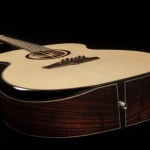 Custom Indian Rosewood Guitar, G78 OM Style