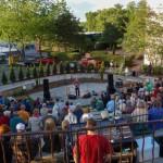 Geoff Achison, Peterson Amphitheater