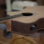 Wenge Custom Guitar Construction, G79