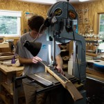 Guitar Building Workshop, Lichty Guitars, June 2014