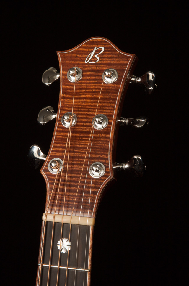 Lichty Acoustic Guitar Workshop, Ben's Guitar