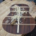 Custom Crossover Guitar Construction, G81-