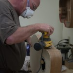 Group Guitar Building Workshop Aug 2014 - Days 2-4