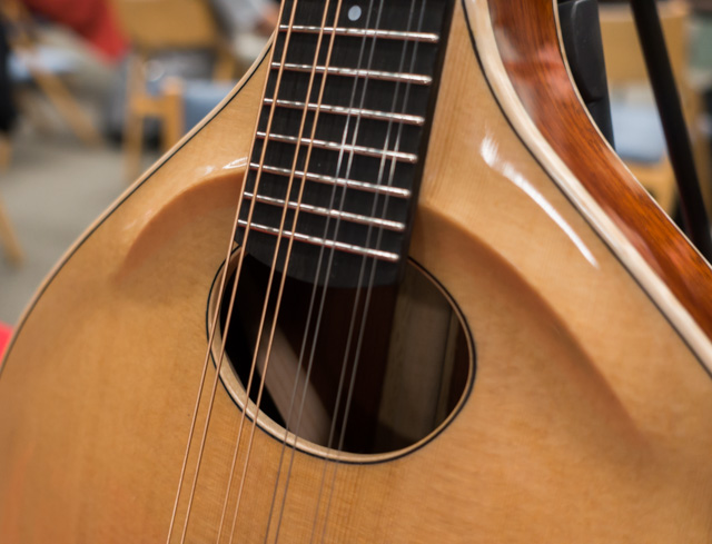 Guild of American Luthiers 2014 Conference