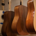 Guitar Building Workshop Aug 2014 - Days 5-10
