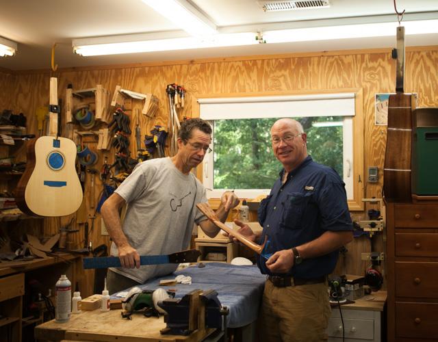guitar building workshop aug 2014 days 5 10 lichty guitars. Black Bedroom Furniture Sets. Home Design Ideas