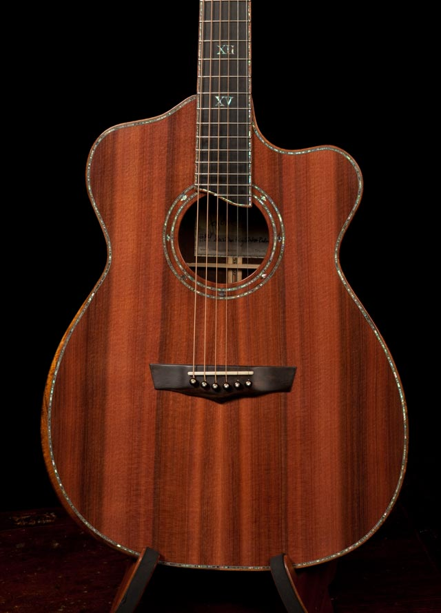 Custom Acoustic Guitar Builder : brazilian rosewood custom guitar g84 lichty guitars ~ Russianpoet.info Haus und Dekorationen