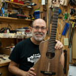 Guitar Building Workshop – Day 6 – John Thomas